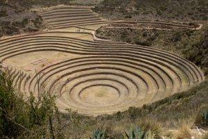 Freizeit in Peru: Besichtigung der Ruine Moray