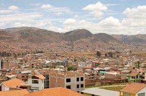 Volunteer-Haus in Cuzco Peru
