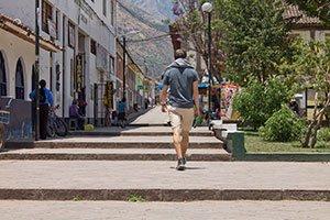 Freiwilligenarbeit in Peru - Calca