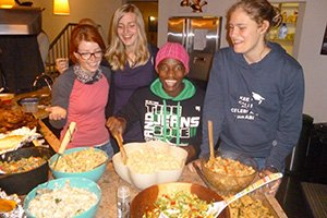 Freiwilligenarbeit & Weihnachten in Südafrika