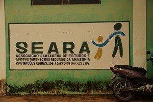 Freiwilligendienst bei SEARA in Brasilien