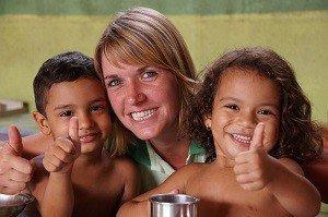 Freiwilligendienst in einem sozialen Projekt in Brasilien