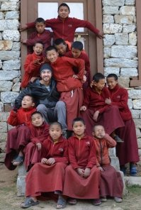 nepal-monastery-volunteer-group