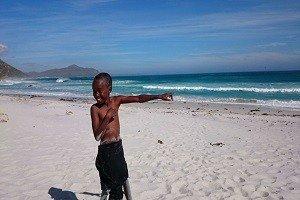 Freiwilligenarbeit mit benachteiligten Kindern in Südafrika