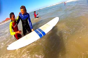 Freiwilligenarbeit in Südafrika - soziales Surf-Projekt