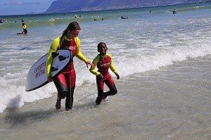 Surfprojekt in Südafrika