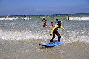 Soziales Projekt in Südafrika - Surfunterricht für benachteiligte Kinder
