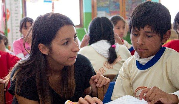 Volunteer im Ausland