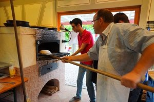 Workcamp - Brot backen