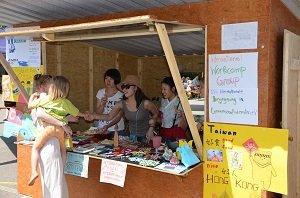 Workcamp im Albert Schweitzer Kinderdorf - Sommerfest