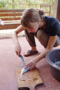 Kulturellen Austausch bei der Freiwilligenarbeit in Ecuador genießen